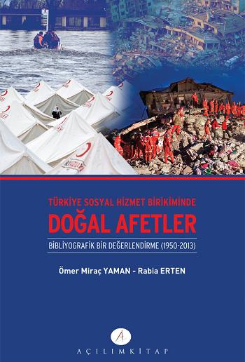 Türkiye Sosyal Hizmet Birikiminde Doğal Afetler Kitap Kapak