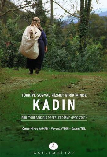 Türkiye Sosyal Hizmet Birikiminde Kadın Kitap Kapak